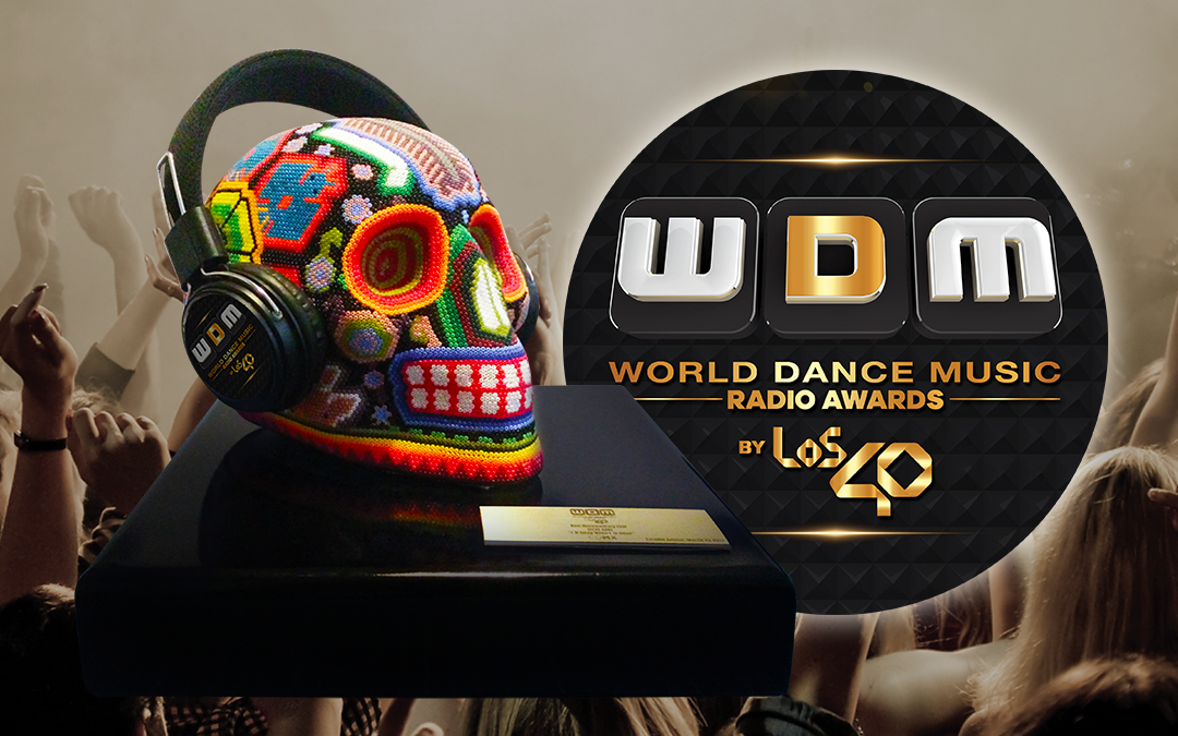 WORLD DANCE MUSIC RADIO AWARDS – LOS 40 PRINCIPALES –